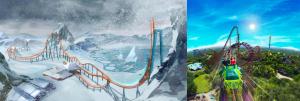 SeaWorld y Busch Gardens presentarán nuevas atracciones en 2020