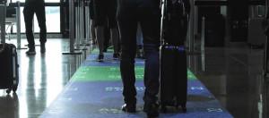 Azul inicia nuevo sistema de abordaje con distanciamiento social