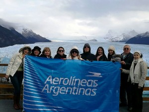 Destinos australes en fam tour de Intertours y Aerolíneas Argentinas