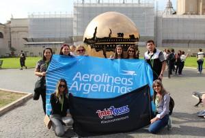 Aerolíneas e Intertours invitan a  recorrer santuarios italianos
