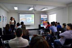 Intertours realiza jornadas de capacitación en sus nuevas oficinas