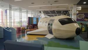 """El Aeropuerto Internacional de Ezeiza ahora es """"Aeropuerto Kids Friendly"""""""