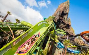 Universal Orlando anuncia la reapertura de Volcano Bay