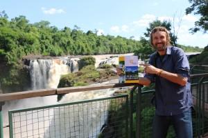 """Periodista belga especializado en turismo vivió la """"Experiencia Guaraní"""""""