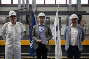 """El Astillero Fincantieri comienza la construcción de los navíos clase """"Sphere"""" de Princess"""