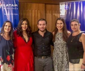 Ganadores de los Premios Master Latam 2018
