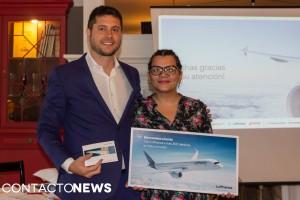 Novedades en desayuno de trabajo de Lufthansa Group