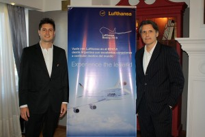 Lufthansa presenta novedades al trade local
