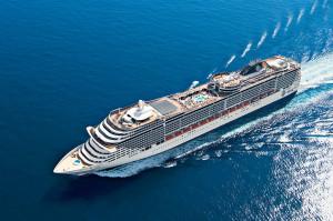 MSC actualiza sus itinerarios por Europa