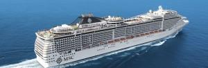 MSC Cruceros hará escala de prueba en Florianópolis