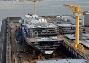 MSC Cruceros avanza con millonario plan de inversión