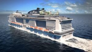 MSC inaugura el navío más avanzado en tecnología ambiental