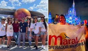 Maral Turismo participa de Fam por Aniversario de Disney