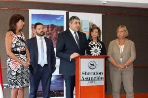 Asunción fue sede de reunión anual de ministros de Turismo