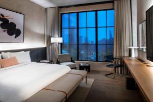RCD anunció la gran apertura de NOBU Hotel Chicago