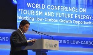 OMT aboga por reducir la huella de carbono