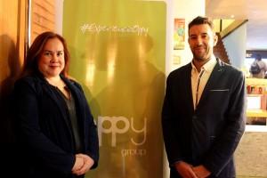 Capacitación by Oppy con sabor europeo y asiático