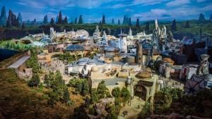 Star Wars: Galaxy's Edge anticipa apertura