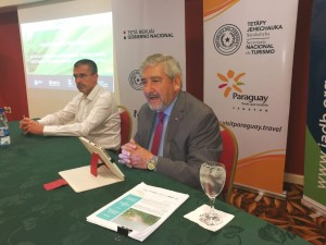 Presentan plan enfocado al turismo fluvial de la triple frontera