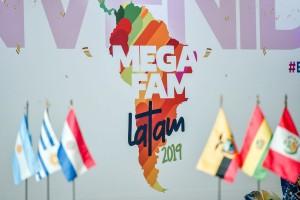 Primer Mega Fam Latam de la cadena Palace en Cancún