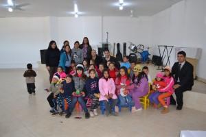 Paranair y un festejo especial por el Día del Niño