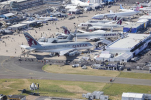 No se realizará el Paris Air Show 2021