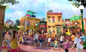 Plaza Sésamo llega a SeaWorld Orlando