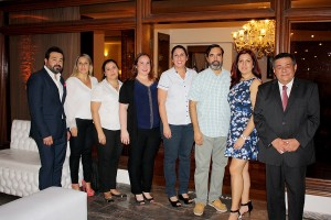 Pool de Copa Vacations organiza noche mexicana