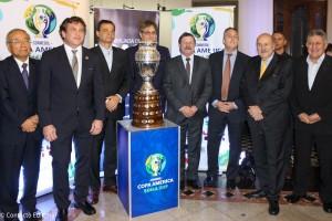 Buscan impulsar el turismo a través de la Copa América Brasil 2019