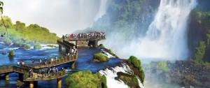 Air Europa mantendrá hasta septiembre su ruta Madrid-Iguazú