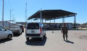 Implementarán sistema biométrico en la frontera con Clorinda