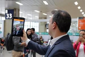 Gol inaugura el primer servicio de embarque biométrico facial en Brasil