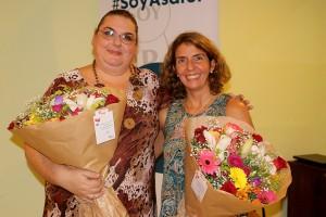 Rosanna Fustagno, nueva presidenta de Afeet