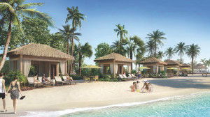 Royal Caribbean proyecta primer Royal Beach Club en Antigua