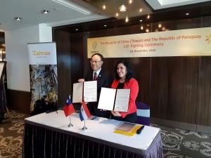 Paraguay impulsará acciones turísticas con Taiwán