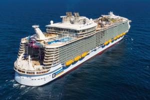 Royal Caribbean inicia construcción de su quinto crucero de la línea Oasis