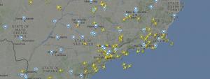 Río-São Paulo, uno de los puentes aéreos más concurridos