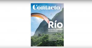 Contacto Turístico, presenta Río de Janeiro como destino imperdible en vacaciones