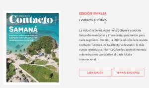 """Contacto Turístico presenta """"Samaná, la joya idílica de República Dominicana"""""""