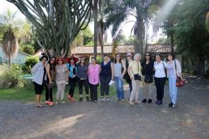 Representantes del trade israelí visitan Paraguay