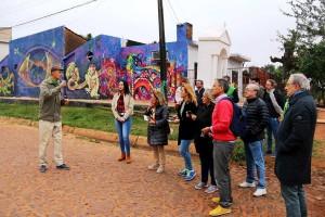 Atractivos de Paraguay cautivan a comunicadores españoles
