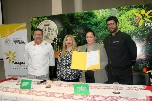 """Senatur presenta INTER IGI 2017, edición """"Sabores del Paraguay"""""""