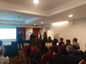Senatur realizó un taller de socialización con empresarios del Este