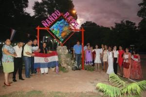 """Pirayú presenta el circuito turístico del """"Ñandu Rape"""""""
