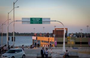 """Inauguran nuevo """"Turista Róga Costanera""""  en Asunción"""
