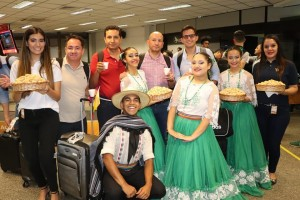 Senatur inicia operativo para la final de la Copa Sudamericana