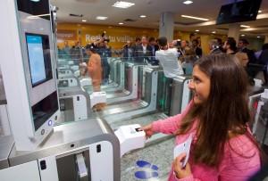 Nuevos sistemas de controles migratorios en aeropuertos regionales