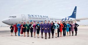Alianzas globales de aerolíneas presentan novedades
