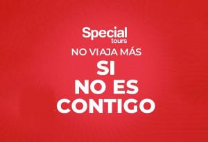 Llamativa pero controvertida campaña de marketing de Special Tours para el mercado latinoamericano