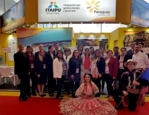 Paraguay promocionó sus atractivos turísticos en Buenos Aires